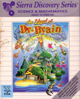 Portada de la descarga de Island of Dr. Brain