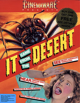 Juego online It Came From the Desert (PC)