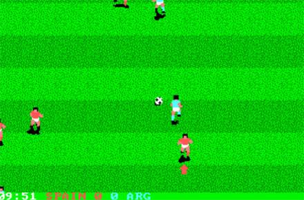 Pantallazo del juego online Italy 90 (PC)