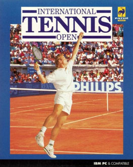 Carátula del juego International Tennis Open (PC)