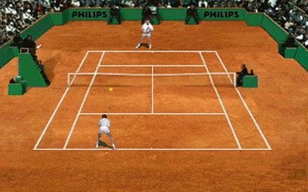 Pantallazo del juego online International Tennis Open (PC)