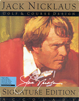 Juego online Jack Nicklaus Golf & Course Design: Signature Edition (PC)