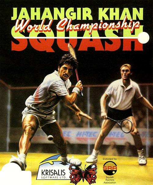 Portada de la descarga de Jahangir Khan's World Champion Squash
