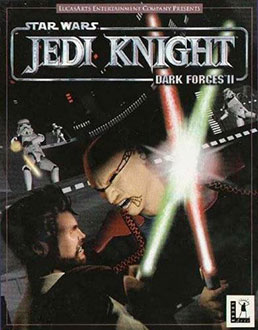 Juego online Star Wars: Jedi Knight - Dark Forces II (PC)