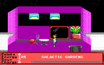 Pantallazo del juego online The Jetsons (PC)