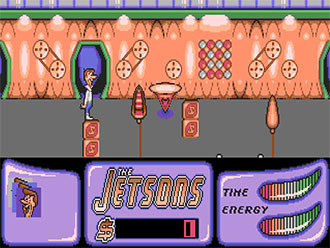 Imagen de la descarga de Jetsons: The Computer Game