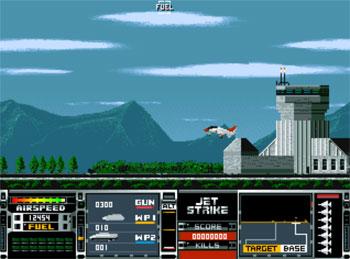 Imagen de la descarga de Jetstrike