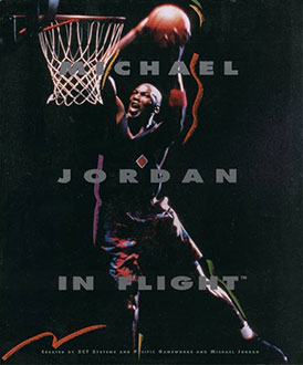 Portada de la descarga de Michael Jordan in Flight