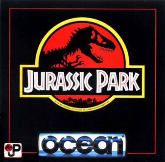Portada de la descarga de Jurassic Park