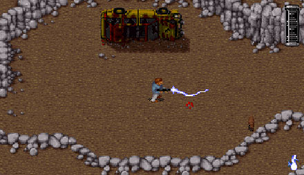 Pantallazo del juego online Jurassic Park (PC)
