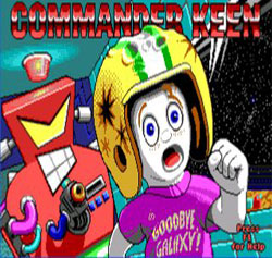 Portada de la descarga de Commander Keen V – The Armageddon Machine