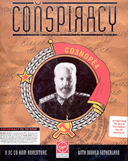 Juego online Conspiracy (KGB) (PC)