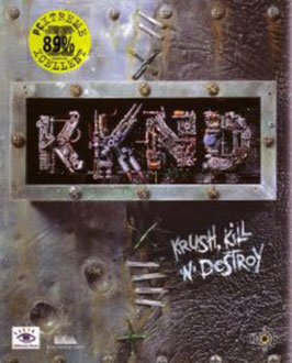 Juego online KKND: Krush Kill 'N Destroy (PC)