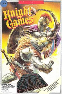 Portada de la descarga de Knight Games