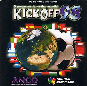 Portada de la descarga de Kick Off 98
