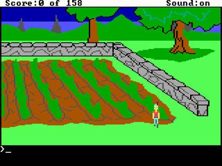 Imagen de la descarga de King's Quest I: Quest for the Crown