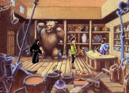 Imagen de la descarga de King's Quest VI: Heir Today Gone Tomorrow