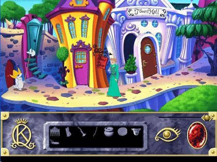 Pantallazo del juego online King's Quest VII The Princeless Bride (PC)