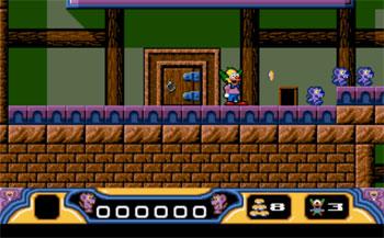 Imagen de la descarga de Krusty's Fun House