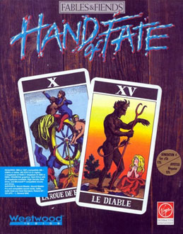 Carátula del juego Fables and Fiends - The Legend of Kyrandia Book Two - The Hand of Fate (PC)