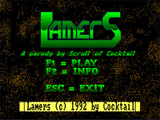 Juego online Lamers (PC)