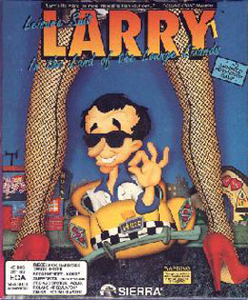 Portada de la descarga de Leisure Suit Larry in the Land of the Lounge Lizards: The Remake