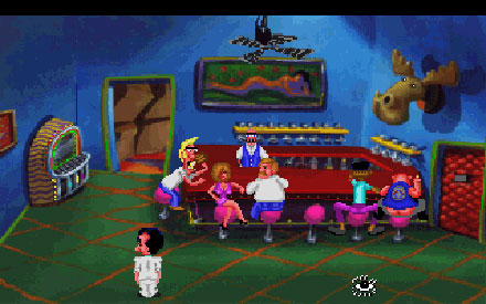 Imagen de la descarga de Leisure Suit Larry in the Land of the Lounge Lizards: The Remake