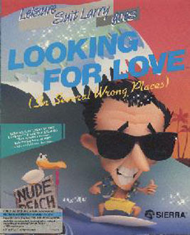 Juego online Leisure Suit Larry Goes Looking for Love (In Several Wrong Places) (PC)