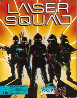 Carátula del juego Laser Squad (PC)