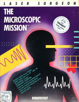 Portada de la descarga de Laser Surgeon: The Microscopic Mission