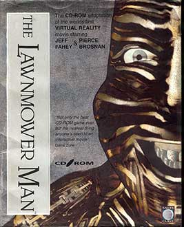 Juego online The Lawnmower Man (PC)