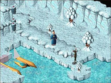 Pantallazo del juego online Little Big Adventure (PC)