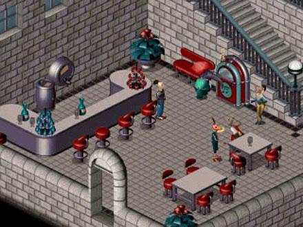 Pantallazo del juego online Little Big Adventure 2 Twinsen's Odyssee (PC)