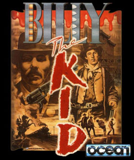 Portada de la descarga de The Legend of Billy The Kid