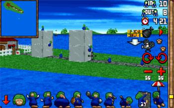 Imagen de la descarga de Lemmings 3D