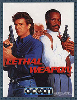 Portada de la descarga de Lethal Weapon