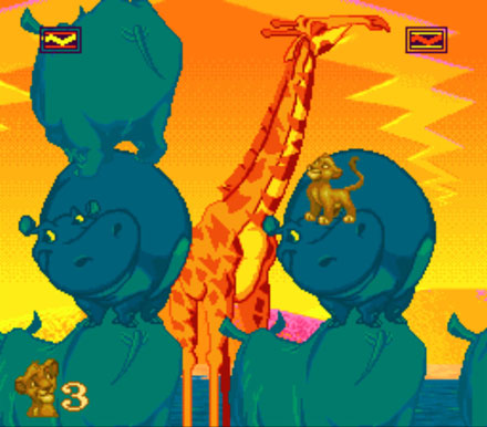 Pantallazo del juego online The Lion King (PC)