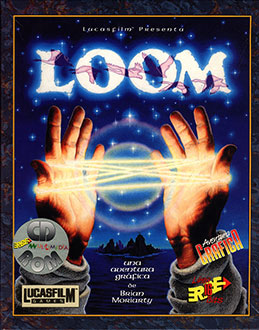 Juego online LOOM (CD-ROM) (PC)