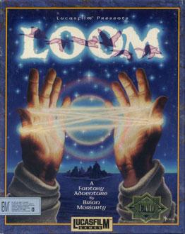 Carátula del juego LOOM EGA (PC)