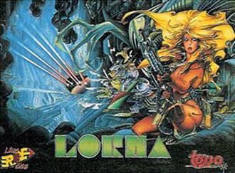 Portada de la descarga de Lorna