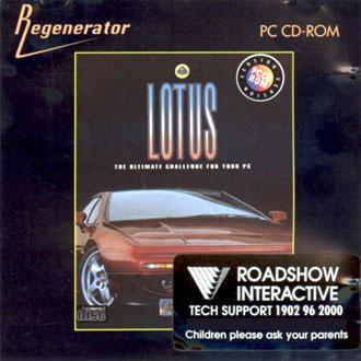 Carátula del juego Lotus III - The Ultimate Challenge (PC)