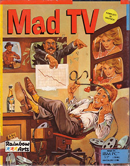 Portada de la descarga de Mad TV