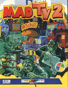 Portada de la descarga de Mad TV 2