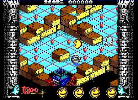 Imagen de la descarga de Mad Mix 2: en el Castillo de los Fantasmas