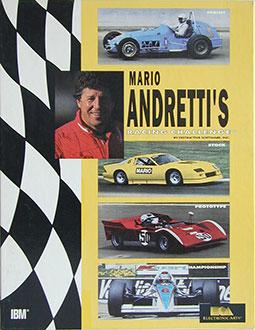 Portada de la descarga de Mario Andretti's Racing Challenge