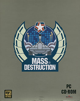 Portada de la descarga de Mass Destruction