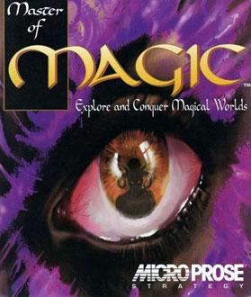 Portada de la descarga de Master of Magic