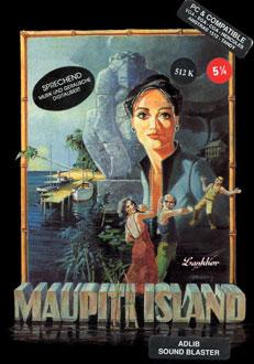 Carátula del juego Maupiti Island (PC)