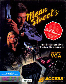 Portada de la descarga de Mean Streets