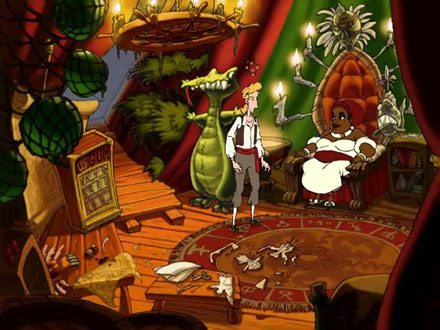 Imagen de la descarga de The Curse of Monkey Island